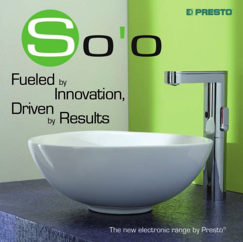 SO'O, the electronic range by PRESTO