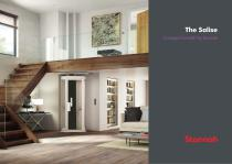The Salise Compact homelift by Stannah
