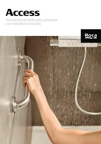 Catálogo Access - Accesorios de baño para personas con movilidad reducida