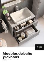 Catálogo Muebles y Lavabos | 2020