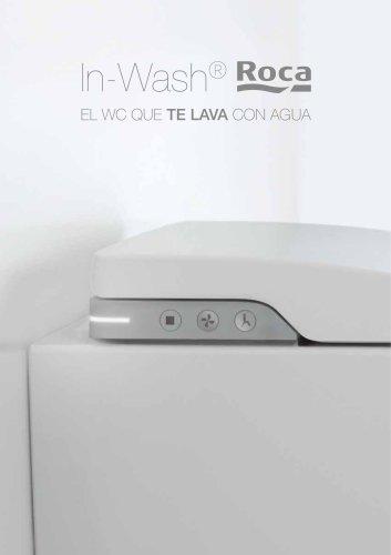 In-Wash Catálogo | Roca