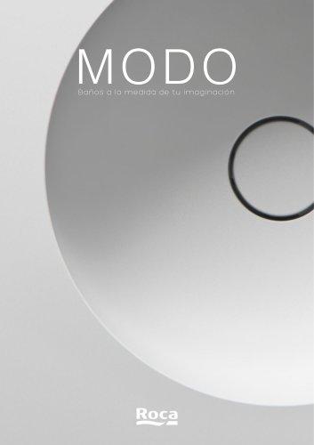 Modo - Catálogo de colección | Roca