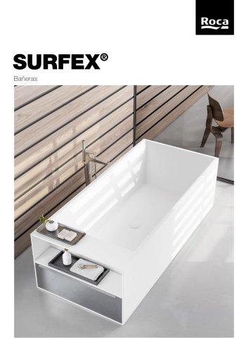 SURFEX® Gama de bañeras | Roca