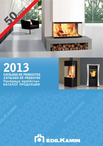 2013 Catalogo de productos