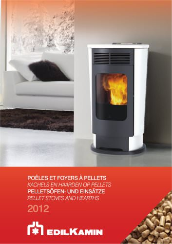 PELLET STOVES AND HEARTHS
