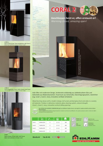WOOD STOVES/FIREPLACES