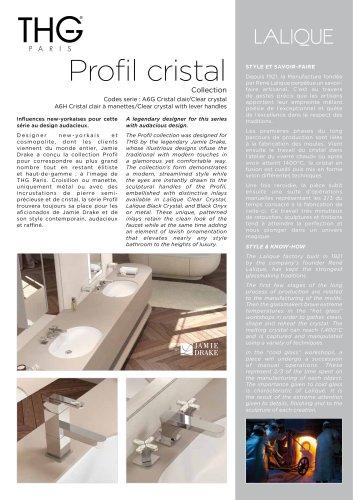 Profil cristal Collection