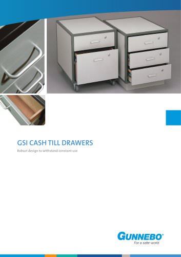 Cashier Till Drawers