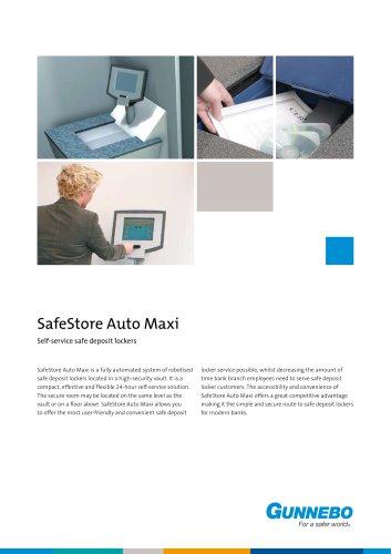 SafeStore Auto Maxi