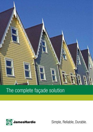 Complete facade brochure