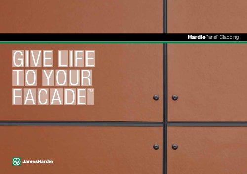 HardiePanel® Cladding