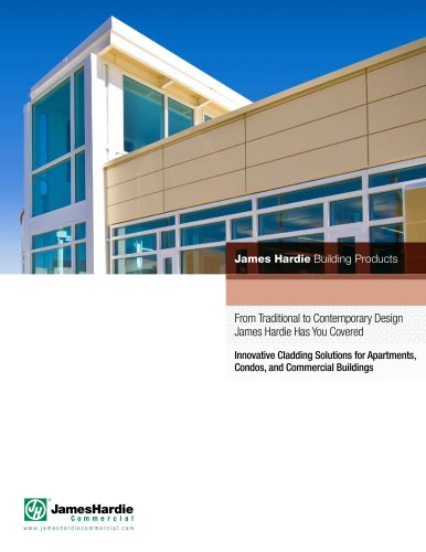 James Hardie's Commitment to Developing and Building Sustainably