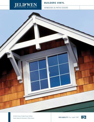 Builders Vinyl Windows and Patio Doors