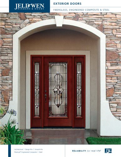 Custom Wood Contemporary Interior & Exterior Doors