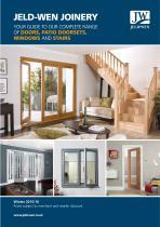 Doors, Windows and Stairs Trade Brochure