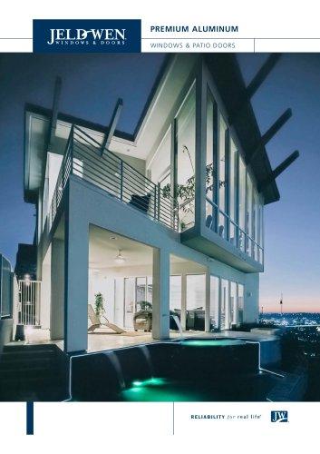 Premium Aluminum Windows and Patio Doors
