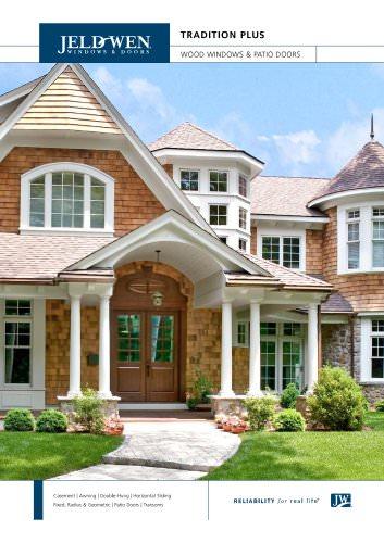 Tradition Plus Windows & Patio Doors