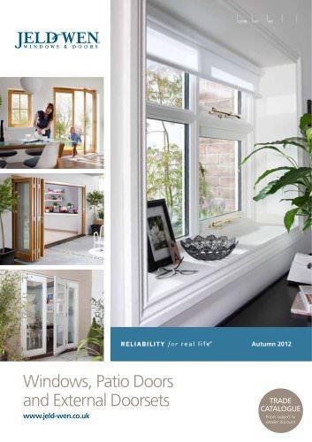 Windows Trade Catalogue Autumn 2012