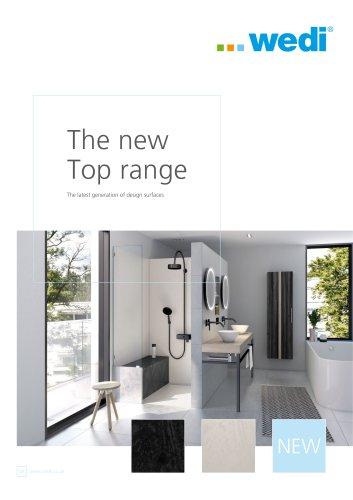 The new Top range