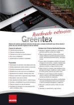greentex ajardinado extensivo - 1
