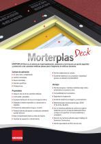 Morterplas Deck - 1