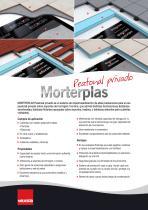 morterpls peatonal privado - 1