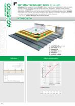 Soluciones Acústicas para Cuebiertas Metálicas - 10