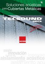 Soluciones Acústicas para Cuebiertas Metálicas - 1
