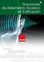 Soluciones de Aislamiento Acústico en Edificación - 1