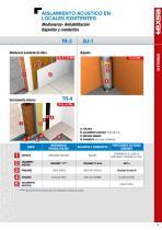 Soluciones basicas de impermeabilización y aislamiento acústico y térmico - 11