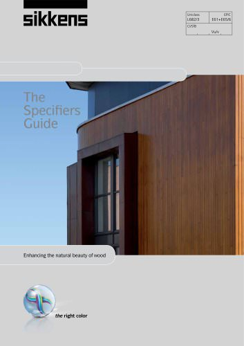 The  Specifiers  Guide