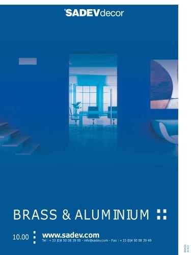 Brass & Aluminium