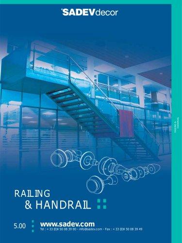 Railings and handrails SADEV Decor