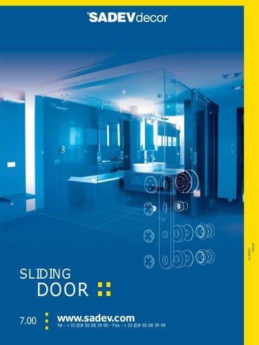 SADEV Decor Sliding doors systems