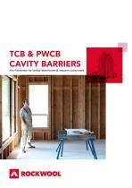 TCB & PWCB  CAVITY BARRIERS