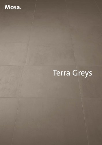 Mosa Terra Greys