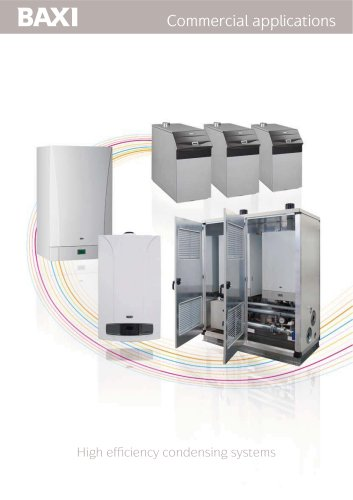 high efficiency condensing systems