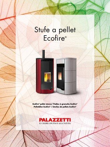 Estufas de pellets Ecofire