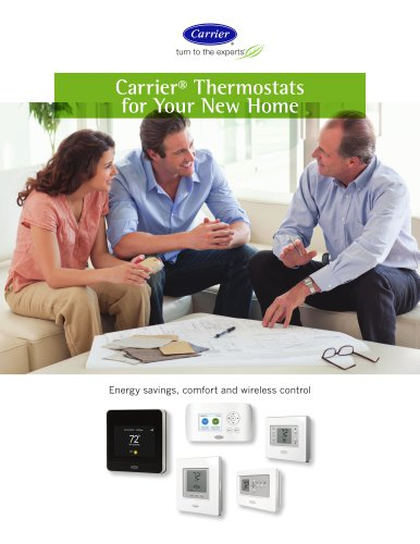 Carrier® Thermostats