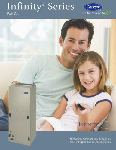 Infinity Series Fan Coil Consumer Brochure