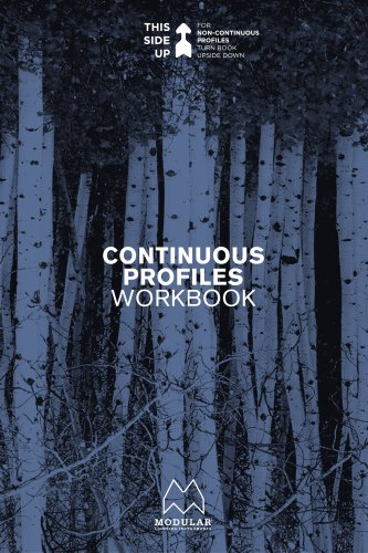 CONTINUOUS PROFILES WORKBOOK