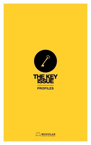 The Key Issue - profiles (nov 2013)