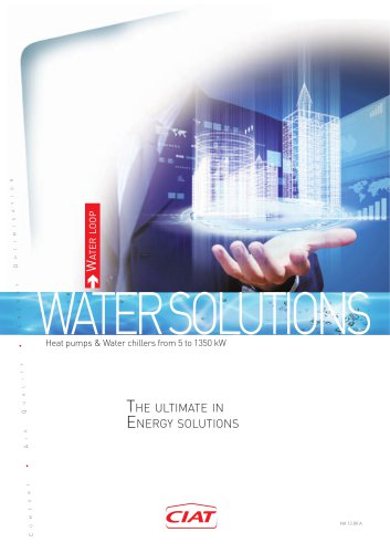 WATER SOLUTIONS - NA1380A
