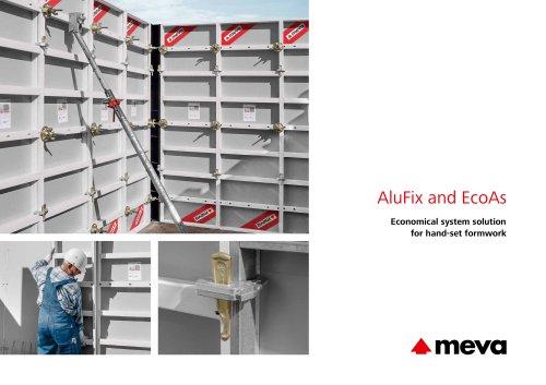 AluFix and EcoAs