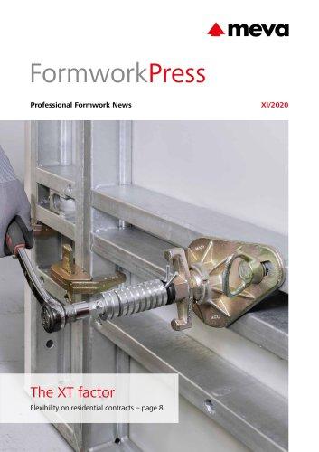 FormworkPress XIX/2011
