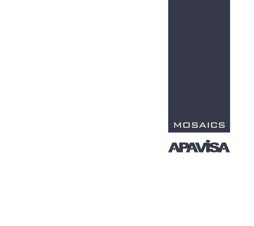 Mosaics Catalogue 2013