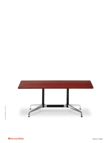 Eames Tables Conference Tables Product Sheet
