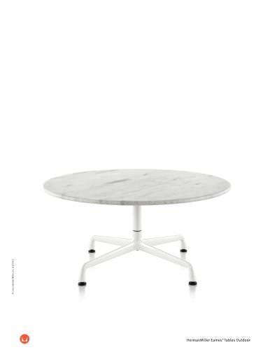 Eames Tables Outdoor