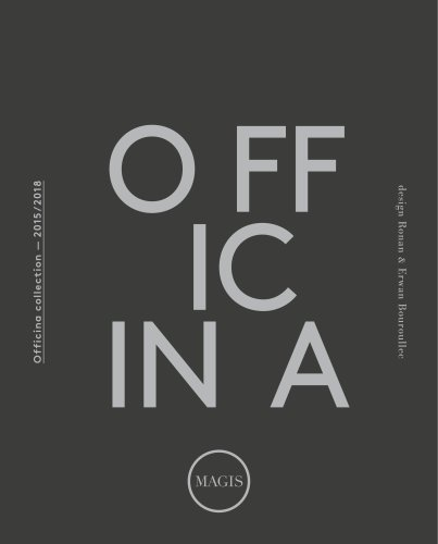 Magis Officina Catalogue