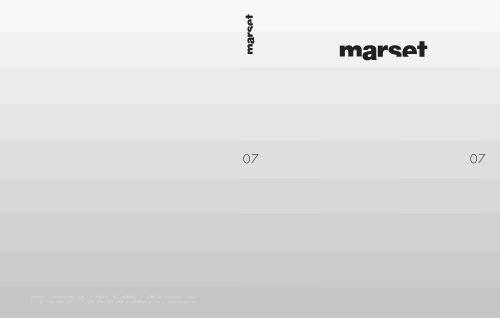 Marset 2007